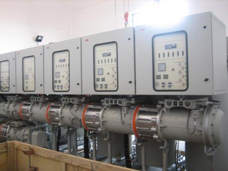 110KV变电站安装调试